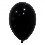 24 palloncini neri da 25 cm