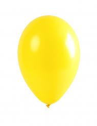 12 palloncini da 28 cm gialli