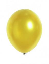 12 palloncini oro metallizzato