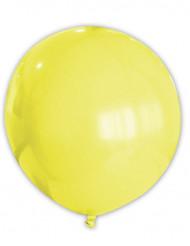 Palloncino gigante di colore giallo