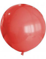 Palloncino gigante di colore rosso