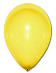 100 palloncini da 27 cm gialli