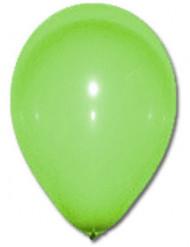 100 palloncini da 27 cm verdi
