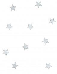 10 piccoli specchi a forma di stella