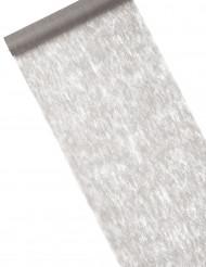 Runner da tavola in tessuto non tessuto grigio