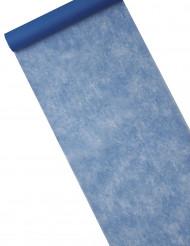 Runner per la tavola non tessuto nel colore blu marino da 10 m