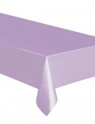 Tovaglia di plastica rettangolare color lavanda