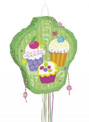 Pignatta cupcake party