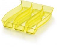 Piatto trio giallo
