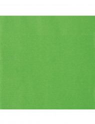 50 tovaglioli verdi