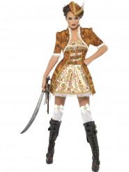 Costume da piratessa Steam Punk donna