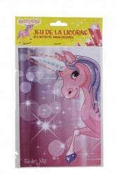 Gioco per festa unicorno