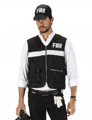 Costume agente FBI per adulto