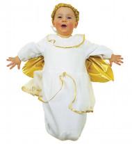 Costume da Gesù bambino bianco