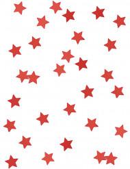 Stelle di Natale di colore rosso