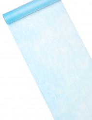 Runner azzurro di 10 metri di lunghezza