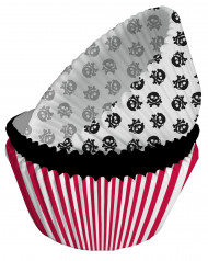 75 Pirottini cupcake Pirata Party