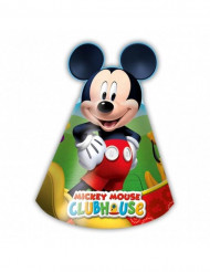 6 cappellini di carta Mickey Mouse™