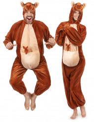 Travestimento da canguro per adulto