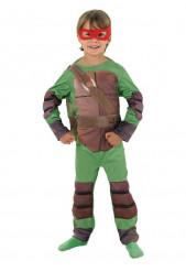 Costume originale da tartaruga ninja™ per bambino
