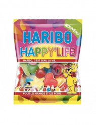 Caramelle Haribo happylife