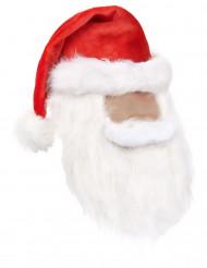 Cappello di Natale con barba