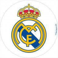 Disco d'ostia Real Madrid 20 cm