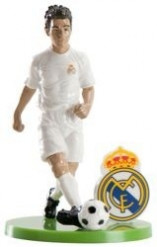 Statuina giocatore Real Madrid