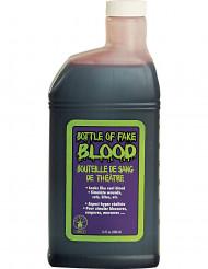 Bottiglia di finto sangue per trucco