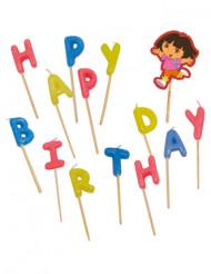 Candeline per torta di compleanno di Dora™
