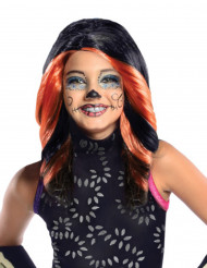 Parrucca da Skelita Calaveras per ragazza Monster High™