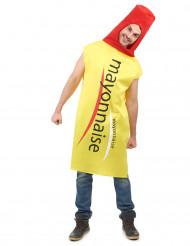 Costume tubetto della maionese