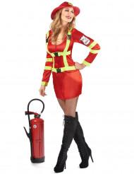 Costume vigilessa del fuoco