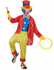 Costume per uomo adulto da clown