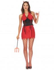 Costume da diavolessa sexy per donna