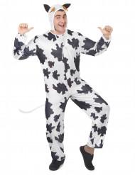 Costume per adulto da mucca