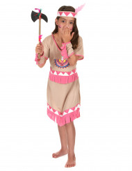 Costume piccola indiana