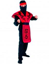 Costume ninja dragone per bambino