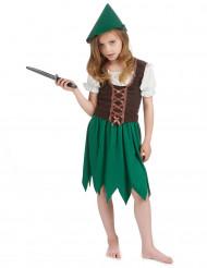 Costume bimba del bosco