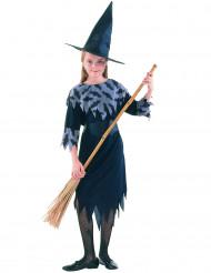 Costume strega-pipistrello bimba