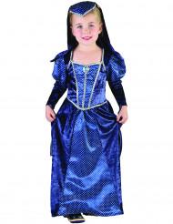 Costume principessa Rinascimento per bambina