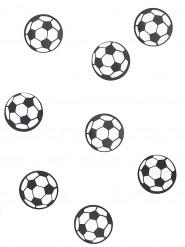 150 coriandoli per la tavola con pallone da calcio