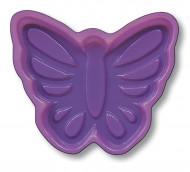 Vassoio farfalla viola