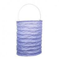 Lanterna lavanda pastello 13 cm