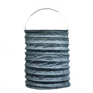 Lanterna grigia 13 cm