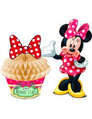 Centrotavola a forma di cupcake Minnie™