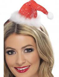 Cappellino luccicante di Mamma Natale