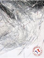 Capelli d'angelo ignifughi argento metalizzato