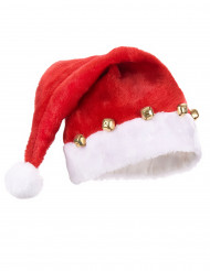 Cappello con sonagli Babbo Natale