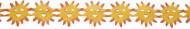 Ghirlanda di sole lunga 3 metri